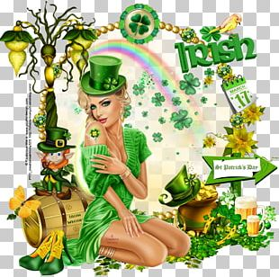 Ireland Saint Patrick's Day Missionary 17 March PNG