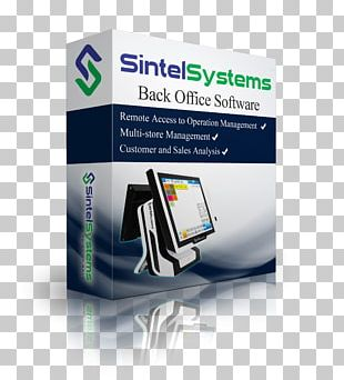 Point Of Sale Display Sales Back Office Business PNG
