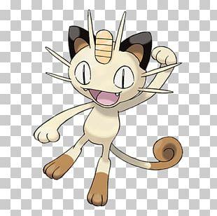 Pokémon FireRed And LeafGreen Pokémon GO Pokémon Sun And Moon Pokémon Red And Blue Meowth PNG