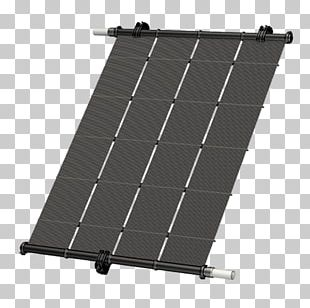 Solar Thermal Collector Swimming Pool Solar Energy Solar Panels Solar Water Heating PNG