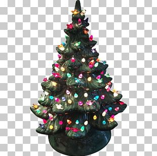 Spruce Christmas Tree Christmas Decoration Christmas Ornament Fir PNG