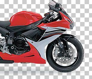 Suzuki GSX-R Series Car Motorcycle Suzuki GSX-R600 PNG
