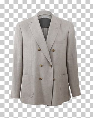 Blazer Clothing Jacket Double-breasted Cardigan PNG