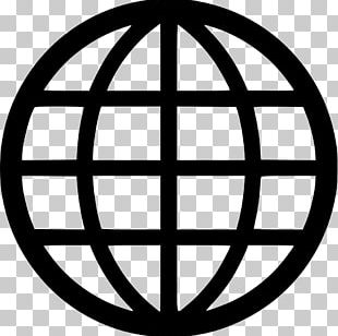 Globe World Computer Icons Internet PNG