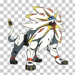 Solgaleo Pokemon PNG