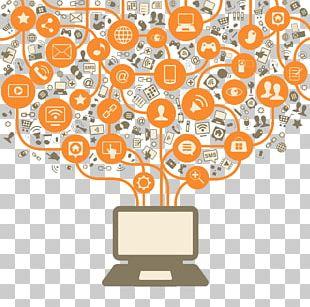 Business Process Digital Marketing Management PNG