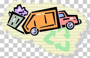 Car Waste Garbage Truck PNG