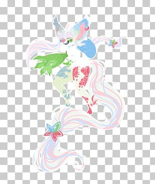 Illustration Graphics Fairy Pink M PNG
