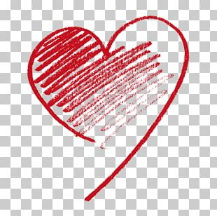 Valentine's Day Love Heart 14 February Thought PNG