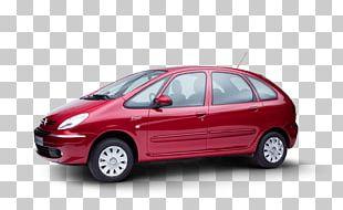 Citroën Xsara Picasso Bumper Minivan Car PNG