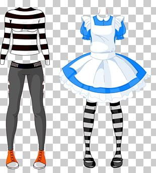Paper Doll Halloween Costume Clothing Stock Photography PNG