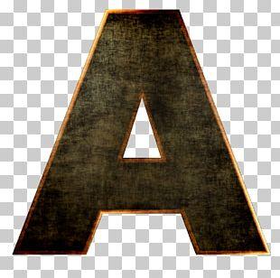 Letter Alphabet Wood PNG