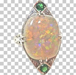 Jewellery Gemstone Opal Clothing Accessories Ring PNG