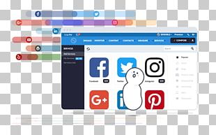Social Media Instagram Facebook Twitter Social Networking Service PNG