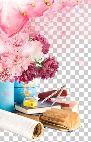 Teachers' Day World Teacher's Day Flower Student PNG