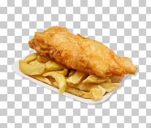 Fish And Chips French Fries Chicken Fingers Take-out Hamburger PNG