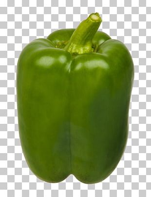 Green Bell Pepper Chili Pepper Vegetable Yellow Pepper PNG