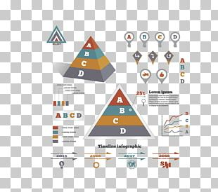 Infographic Chart Triangle PNG