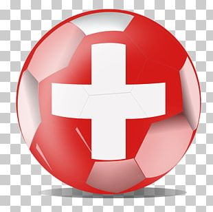 Football World Cup Flag Of Switzerland PNG
