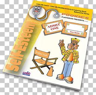 Self-esteem Activity Book Child Toy PNG
