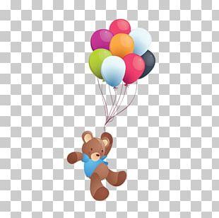 Toy Child Balloon Designer PNG