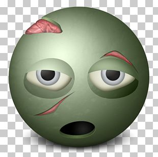 Head Eye Face Green Nose PNG