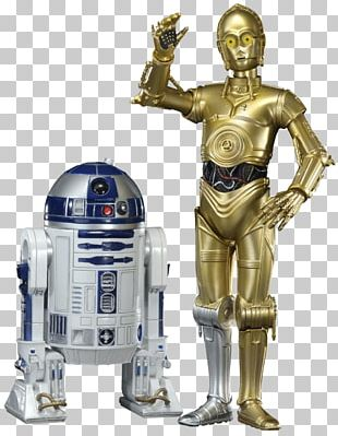 C-3PO R2-D2 BB-8 Star Wars Action & Toy Figures PNG