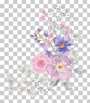 Floral Design Cut Flowers Diary PNG