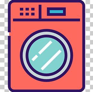 Washing Machine Refrigerator Icon PNG