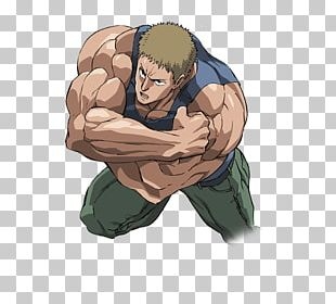 One Punch Man Anime News Network Broken Blade Manga PNG