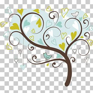 Paper Family Tree PNG