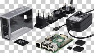 Raspberry Pi 3 Electronics ARM Architecture OpenELEC PNG