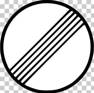 Traffic Sign Car Kilometer Per Hour Speed Limit PNG