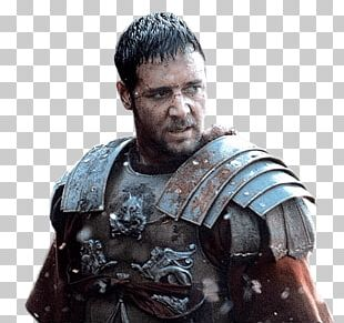 Russell Crowe Gladiator PNG