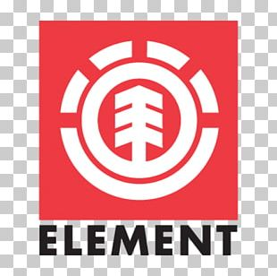 Element Skateboards Decal Logo Paper PNG