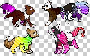 Kitten Dog Cat Horse PNG