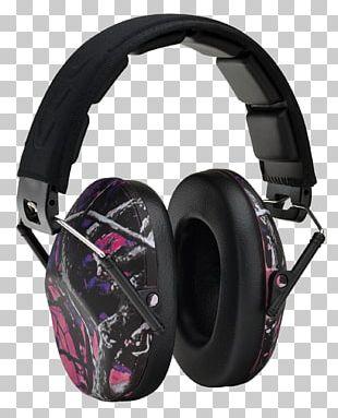 Noise-cancelling Headphones Earmuffs PNG