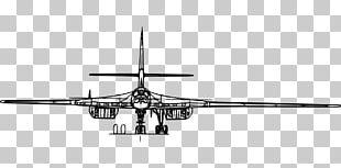 Airplane Narrow-body Aircraft Tupolev Tu-160 Tupolev Tu-95 PNG