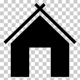 Computer Icons Log Cabin Building House PNG