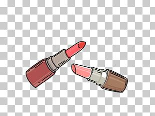 Cosmetics Lipstick Make-up Cartoon PNG