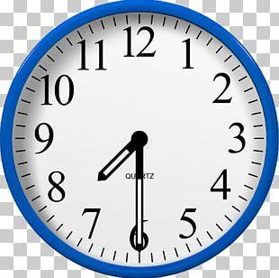 Digital Clock Analog Signal Hour Clock Face PNG