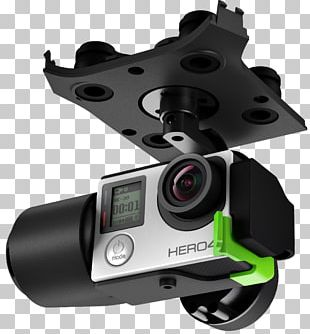 3D Robotics Gimbal Unmanned Aerial Vehicle Quadcopter GoPro PNG