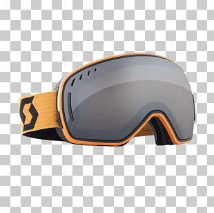 Goggles Scott Sports Gafas De Esquí Skiing Lens PNG
