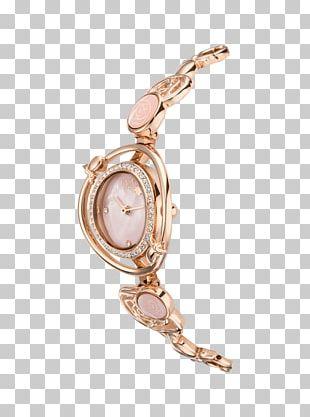 Watch Strap Metal Body Jewellery PNG