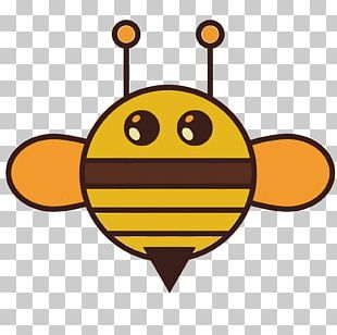 Western Honey Bee Circle Bumblebee PNG