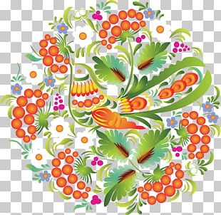 Ornament Decorative Arts Petrykivka Painting PNG