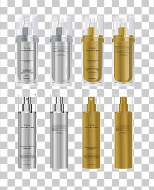 Packaging And Labeling Bottle Cosmetic Packaging PNG