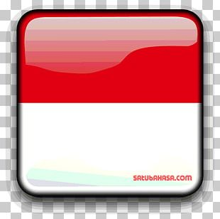 Flag Of Indonesia Indonesian Language Gallery Of Sovereign State Flags PNG