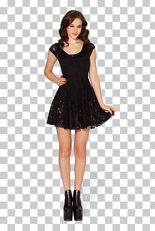 Little Black Dress Cocktail Dress Clothing Top PNG