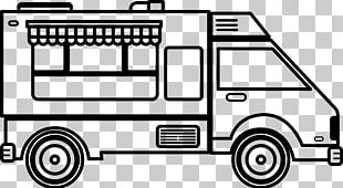 Food Truck Car Door Motor Vehicle PNG